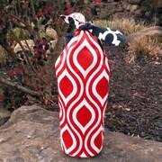 Samantha Grace Designs Single Bottle Wine Tote