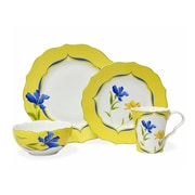 222 Fifth French Garden 16 Piece Dinnerware Set