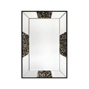 Wayborn Pebble Shell Beveled Mirror