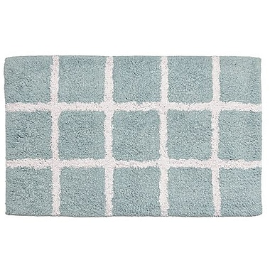 Flato Home Hopscotch Bathroom Doormat; Sky Blue