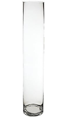 CYSExcel Glass Cylinder Vase (Set of 6) WYF078278908833