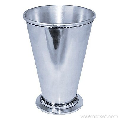 CYSExcel Mint Julep Cup Vase; 8.75'' H x 6'' W x 6'' D WYF078278908881