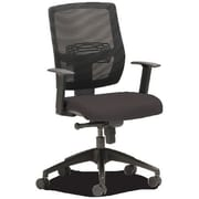 OCISitwell Mid-Back Mesh Desk Chair; Black