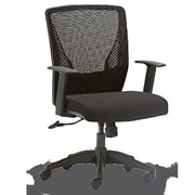 OCISitwell Score Mid-Back Mesh Desk Chair; Black