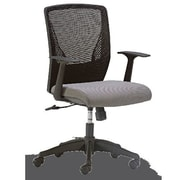 OCISitwell Score Mid-Back Mesh Desk Chair; Grey