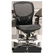 OCISitwell Ovation V High-Back Mesh Drafting Chair