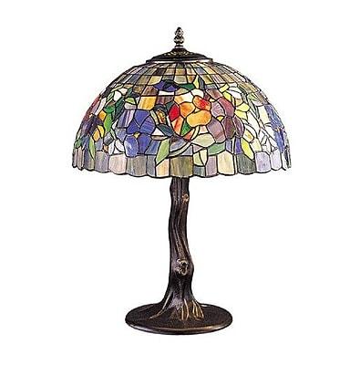 JB Hirsch Pansy 16'' Table Lamp