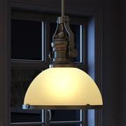VONNLighting Dorado 1-Light Bowl Pendant