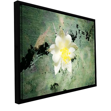 ArtWall 'Urban Attitude' by Mark Ross Framed Graphic Art on Wrapped Canvas; 24'' H x 32'' W