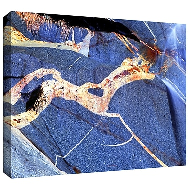 ArtWall 'Pony Rock' by Dean Uhlinger Graphic Art on Wrapped Canvas; 14'' H x 18'' W