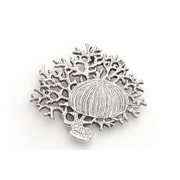 Star Home Coral & Shell Trivet
