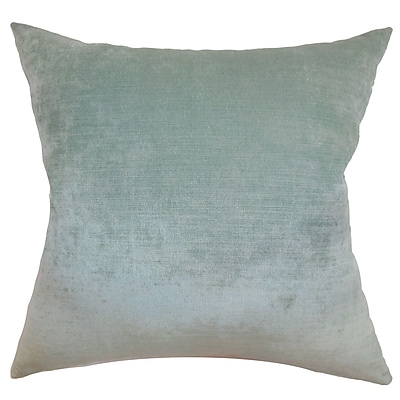 The Pillow Collection Haye Solid Bedding Sham; Queen