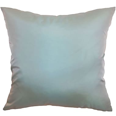 The Pillow Collection Quinta Solid Bedding Sham; Euro