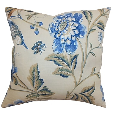 The Pillow Collection Regina Floral Bedding Sham; Standard