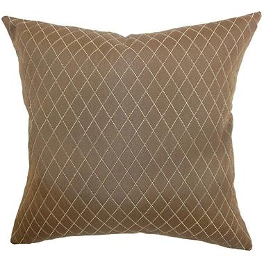 The Pillow Collection Yaana Geometric Bedding Sham; King