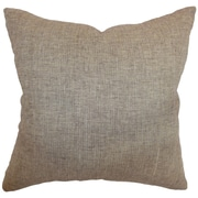 The Pillow Collection Aachien Weave Bedding Sham; King