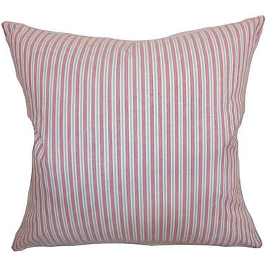The Pillow Collection Debrah Stripes Bedding Sham; King