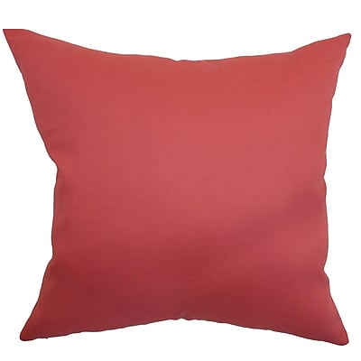 The Pillow Collection Giula Solid Bedding Sham; King