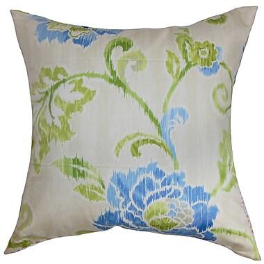 The Pillow Collection Jarrah Floral Bedding Sham; Standard