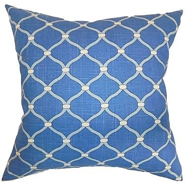 The Pillow Collection Hamar Geometric Bedding Sham; King