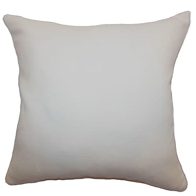 The Pillow Collection Portia Solid Bedding Sham; Queen