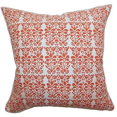 The Pillow Collection Silvia Floral Bedding Sham; Queen