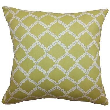 The Pillow Collection Quelan Geometric Bedding Sham; King