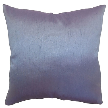 The Pillow Collection Rosamund Solid Bedding Sham; Standard