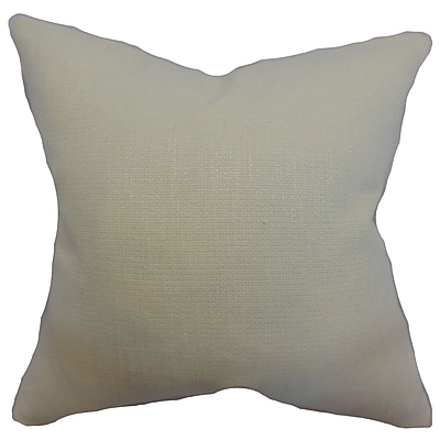 The Pillow Collection Dajana Solid Bedding Sham; Standard