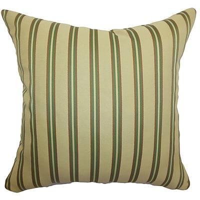 The Pillow Collection Harriet Stripes Bedding Sham; Standard