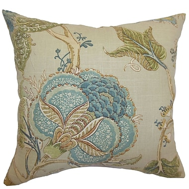 The Pillow Collection Ymanya Floral Bedding Sham; King