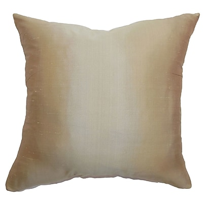The Pillow Collection Salona Solid Bedding Sham; Queen