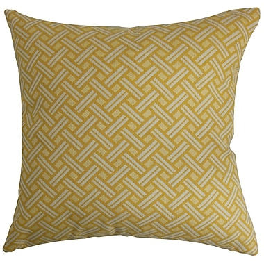 The Pillow Collection Nevin Geometric Bedding Sham; Queen
