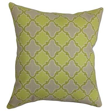 The Pillow Collection Erasma Geometric Bedding Sham; Queen