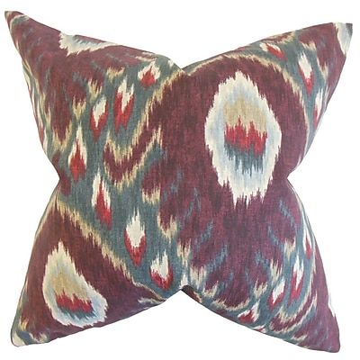 The Pillow Collection Dai Ikat Bedding Sham;