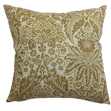 The Pillow Collection Harmony Floral Bedding Sham; Standard