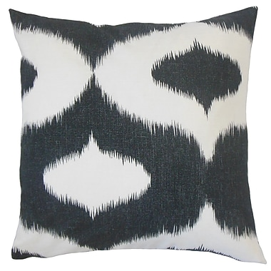 The Pillow Collection Himani Ikat Bedding Sham; Standard