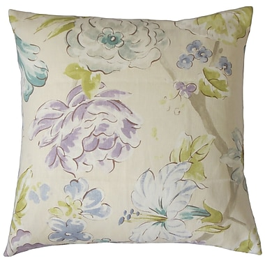 The Pillow Collection Niahtosa Floral Bedding Sham; King