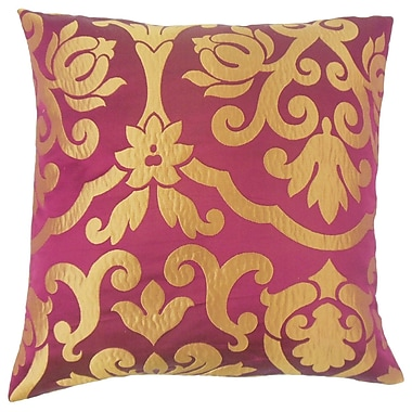 The Pillow Collection Sahalie Damask Bedding Sham; King