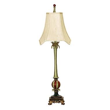 Radionic Hi Tech Whimsical Elegance 35'' H Table Lamp