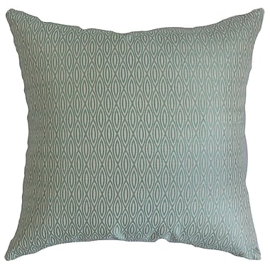 The Pillow Collection Whitney Geometric Bedding Sham; Euro