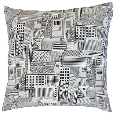 The Pillow Collection Xakery Geometric Bedding Sham; Euro