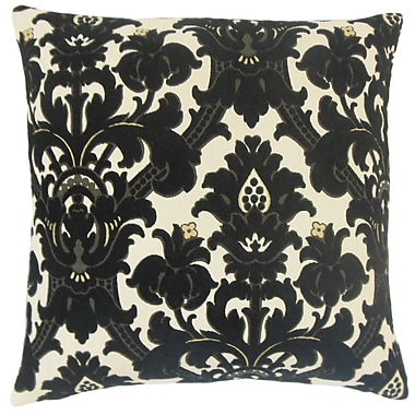 The Pillow Collection Beonica Damask Bedding Sham; Euro