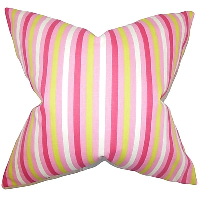 The Pillow Collection Keyla Stripes Bedding Sham; Standard