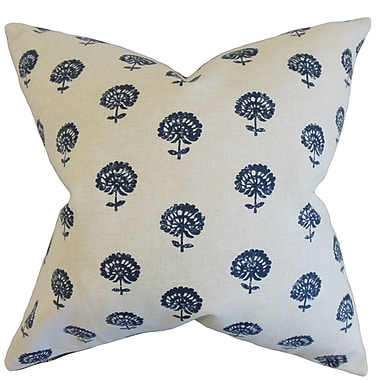 The Pillow Collection Londyn Floral Bedding Sham; Standard