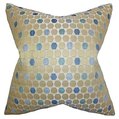 The Pillow Collection Itzel Geometric Bedding Sham; Standard