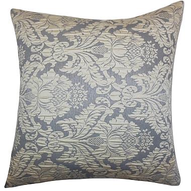 The Pillow Collection Goya Damask Bedding Sham; Euro