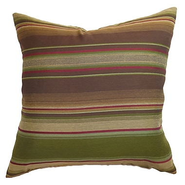 The Pillow Collection Neville Stripes Bedding Sham; King