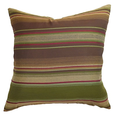 The Pillow Collection Neville Stripes Bedding Sham; Euro