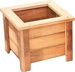 Susquehanna Garden Concepts Cedar Planter Box; Small WYF078278275282